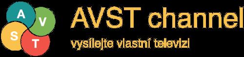 AVST channel PRO Logo